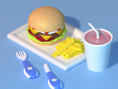 Make a 3D Object for your project with texture