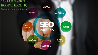Create An SEO Audit Report And Action Plan And Implementation