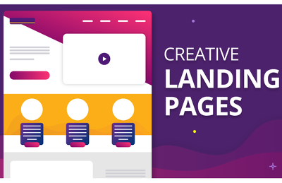 I Will Design Responsive Landing Page Within 24 Hours
