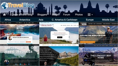 Publish guest post on travelblog.org, DA75,dofollow+backlink