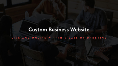 Design, Build and Launch Your Search Friendly Business Website