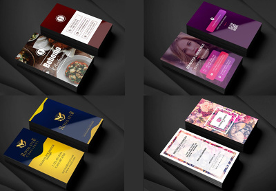 Design Professional Business Card And Stationery