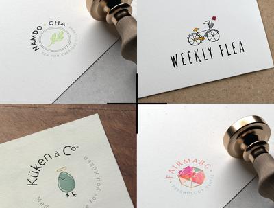 Design a custom made logo for you