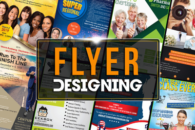 DESIGN CREATIVE FLYER