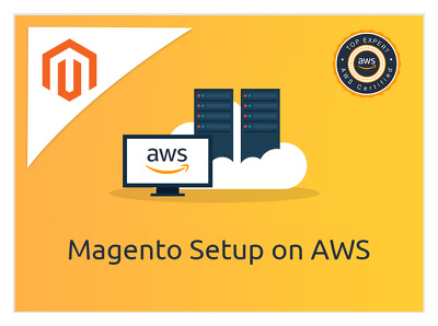 Magento setup on AWS