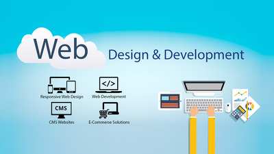 Develop a perfect and elegant website for you
