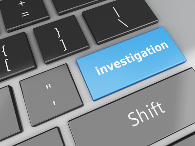Provide 4 hours of online investigation