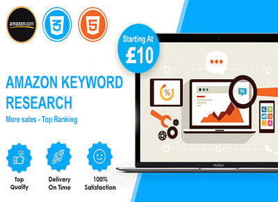 Do result oriented Amazon Keyword research