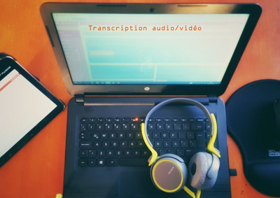 Provide a quick Transcription Of Your French Audio or video