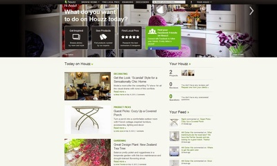 Publish a Guest Post  Houzz.com DA-92 PA-78 TF-60 with Backlink