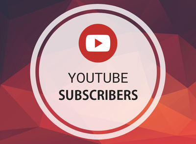 Provide 500 Real and Active YouTube Subscribers to your channel