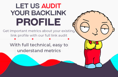 Give You A Full Backlink Report For Any Website