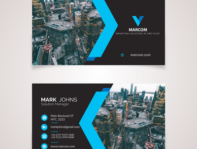 Design a professional business card and stationery for you