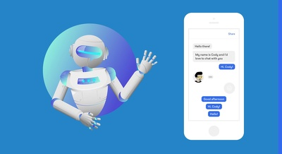 Do for you Create A Chat Bot For Your Facebook Pages & websites