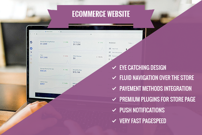 Design & Develop responsive, fast, SEO friendly WooCommerce site