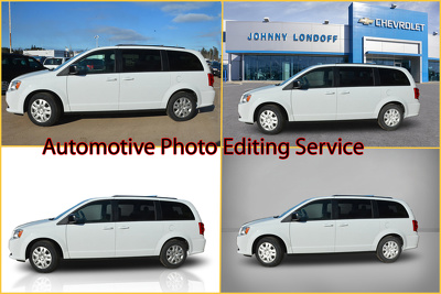 Automobile Photo Enhancement And Car Photo Editing