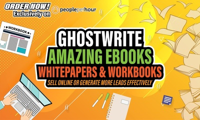 ✅ write High Quality Whitepapers, EBooks or Leadmagnets