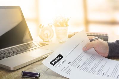 Review & Critique Your CV