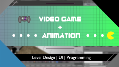 Create a video game and/or video demo for you.