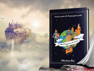 Illustrate A Children Book Cover