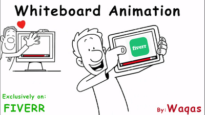 Create An Engaging Whiteboard Animation Explainer Video