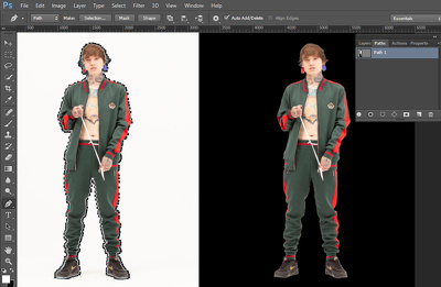 Clipping Path 50 image