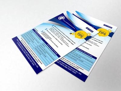 Design Unique, Creative Flyer, Leaflet