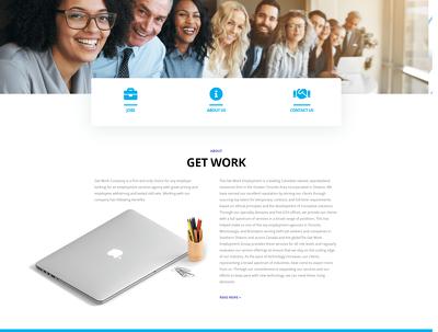 Make full Sttafing and Recruitment website
