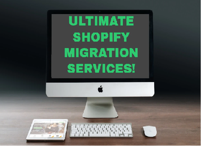 Migrate Your Store From Any Cms To Shopify