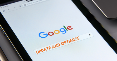 Update and Optimise Google Ads