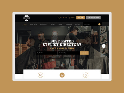 Create High-End 100% Responsive WordPress Website