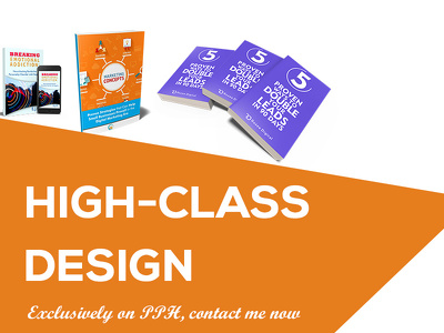 Design a professional ebook for lead magnet or your website