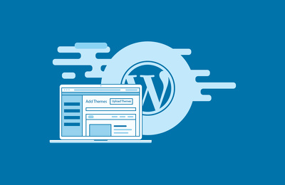 Upload and configure your WordPress theme