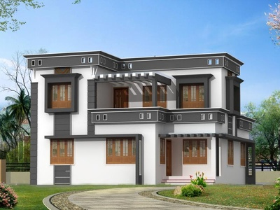 Provide Wonderful Architecture and 3D Design