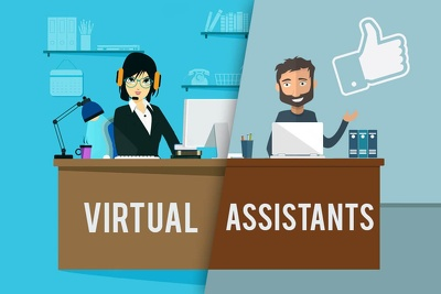 Be your virtual assistant on affordable rate