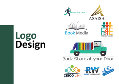 Design Professional Logo+Unlimited Revisions+ Source File 24 Hr