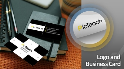 Logo design (with free business card design) only £10
