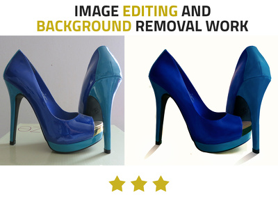 Remove Background/Clipping Path up to 30 Images