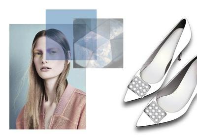 Women's fashion shoes designs