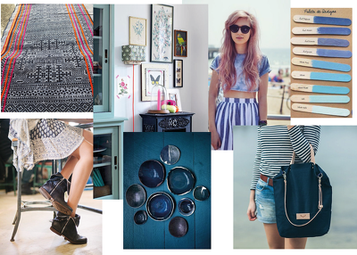 Create a beautifully curated mood board for your designs
