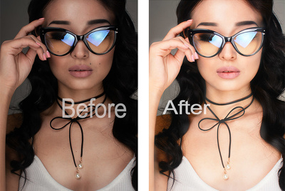 Do Professionally Retouch your images - 3 Photo