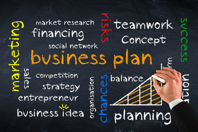 Write comprehensive business plan for commercial and start ups
