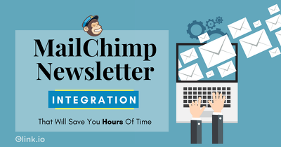 Provide Editable Mailchimp Newsletter Template