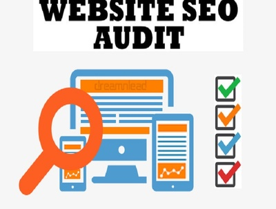 Website audit to improve search engine optimization (SEO)