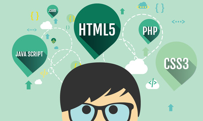 Convert your psd to responsive HTML5 Bootstrap,Incl. JQuery