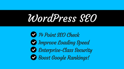 SEO your Wordpress website for higher Google rankings
