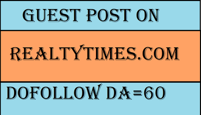 Do Realtytimes Home Improvement Guest Post
