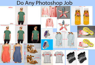 Do Any Photoshop Job