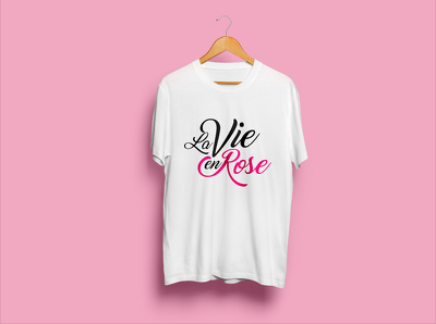 Design a Showy Text Tee