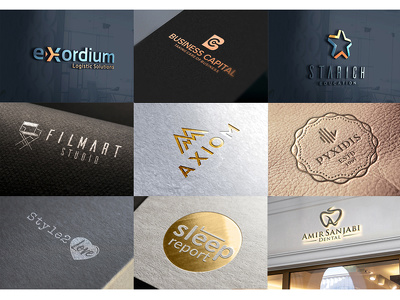 Design Creative Logo + Favicon + logo source files
